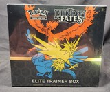 Pokemon cards Hidden fates ETB Sealed