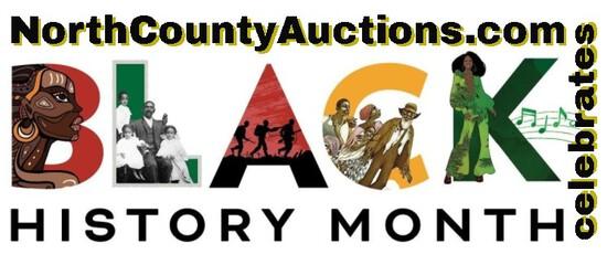 2021 Black History Month Auction