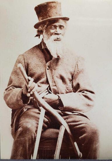 1860 slave of Richard Townsend.
