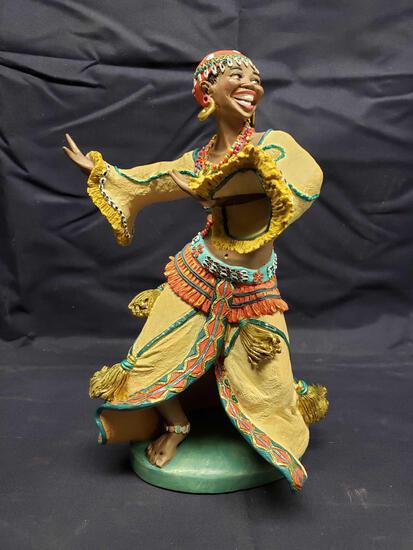 The Ebony Collection. Jubilee Dancers. Fallana.