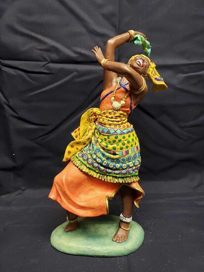 Duncan Royale. The Ebony Collection. Jubilee Dancers. Keshia