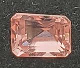 Pink Tanzanite Gem stone 1.16 ct