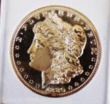 Morgan silver dollar 1880 S gem bu dmpl satin white high grade PQ glassy mirrors