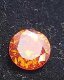 Fire orange tourmaline 3.72ct
