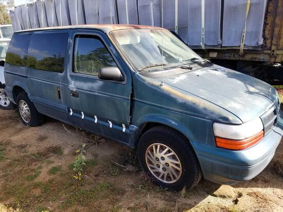1993 Dodge Caravan SE