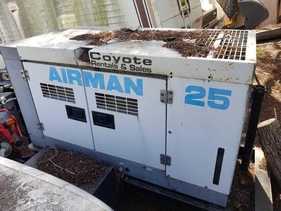 Airman 25 Portable Generator SDG25S no engine