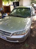 2000 Honda Civic 4 Door Car