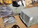Palet Radiators Fiberglass Storage Cases