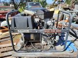 Baldor Diesel DG6E 600W Generator