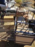 Lot of Rolling Carts 10 Units