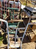 Lot of Hand Truck Dollys 6 Units