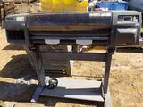 HP Designjet 1055 CM Standing Printer