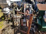 Lot of Generator Chipper Motors