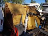 Tink Tractor Bucket Attachment