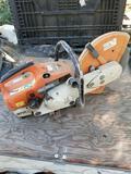 Stihl TS 400 Concrete Cutter Saw