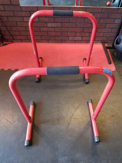Equalizer Dip Bars 2 Units