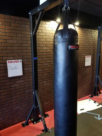 Muay Thai Heavy Kicking Punching Bag