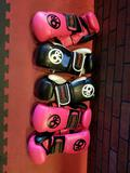 9 Round Boxing Gloves 5 Sets