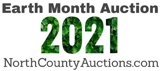 2021 April Earth Month Auction