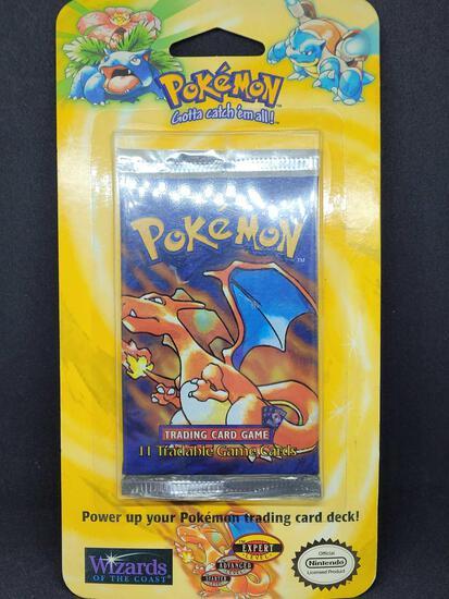 Base set pack of pokemon cards