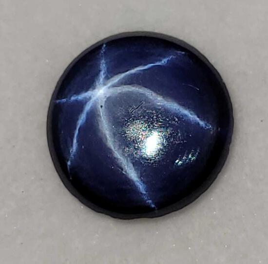 Natural star Sapphire 6.09ct gemstone