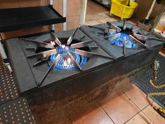 Imperial Heavy Duty Gas Stove