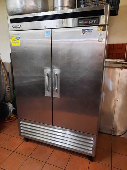 Maximum Refrigerator 7ft Tall