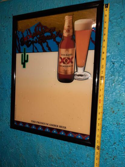 Experience Dos Equis Sign 24in Tall