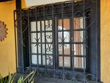 Wrought Iron Window Bars 4ft Tall 55in Wide