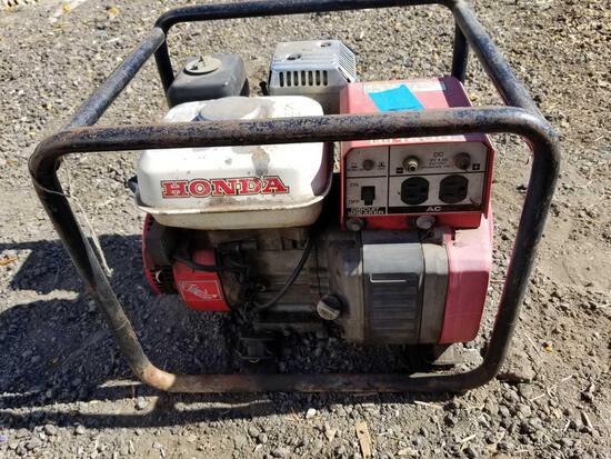 Honda EG 1400X Generator DC 12v 8.3a