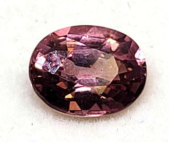 Pink Garnet 1.01ct gemstone