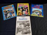 Tokyo Disney Sea perfect Guidebook Tokyo Disneyland Brochure