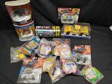 Tyco R/C Canned Heat. Dale Earnhardt. Hot wheels, Holiday Hot wheels & McDonalds cars.
