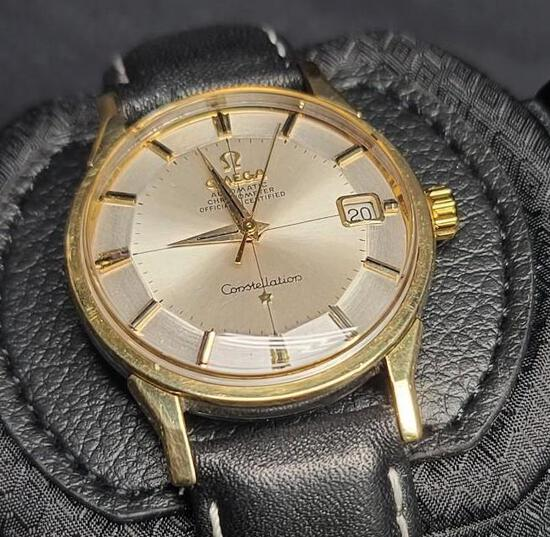 Omega Constellation Watch Automatic Chronometer