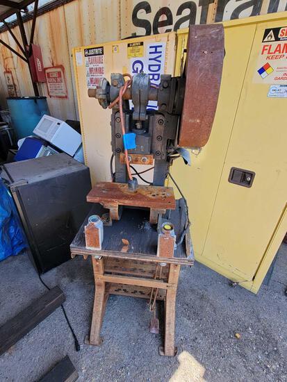 Kenco Standing Punch Press Machine