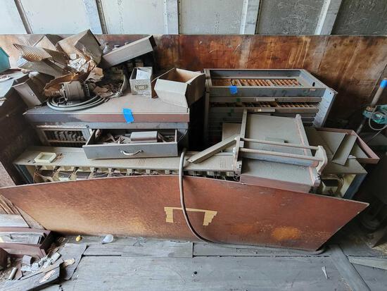 Misc Pile. Hardware Motor Tools Etc