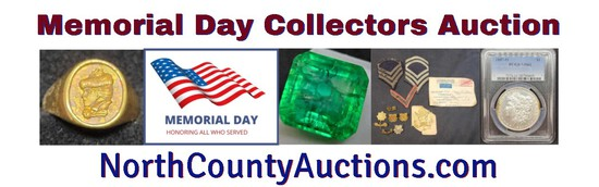 2021 Memorial Day Collectors Auction