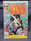 Marvel Comics Star Wars Issue 71 Signed Louis Simonson
