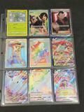 Pokemon cards Rainbow rare, vmax, full art, shiny hidden fates