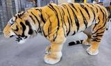 5ft Long Mechanical Tiger