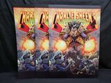 Charlie Sheens Violent Torpedo of Truth Posters 9 in lot. # 623 - 632 of 2000