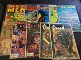 Comic books Charlton, Cliffhanger, the Creech 10 books