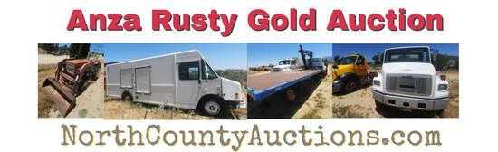 2021 Anza Rusty Storage Yard Auction