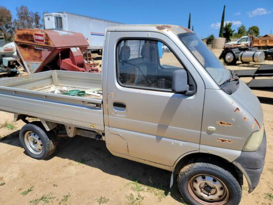 Tiger Truck Chinese Work Car sold for parts only