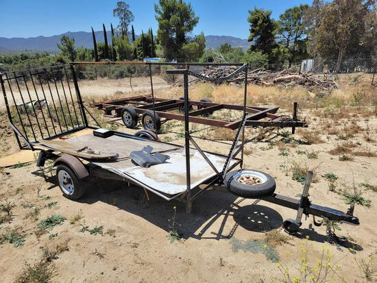Aros 15ft Trailer sold for parts only