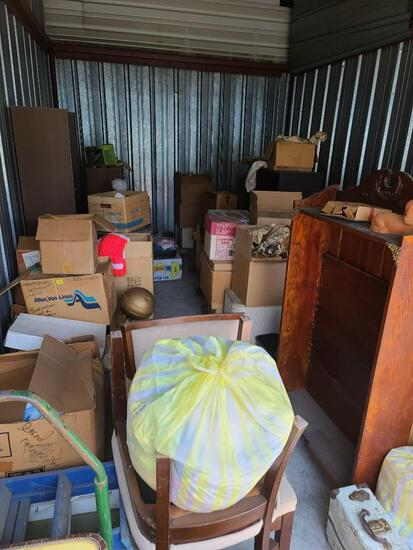 10x20 storage unit Stored from real estate sale. Owner passed 1930s 1940s 1950s Dolls Collectibles