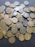 100 mixed Date Problem-Free Indian Head Cents from 1880-1909 Good to fine