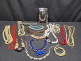 Costume Jewelry Necklaces pearls
