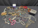 Bracelet lot mixed styles and looks