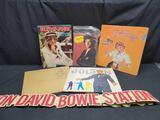 Elton John Billy Joel Jolson The Who albums books